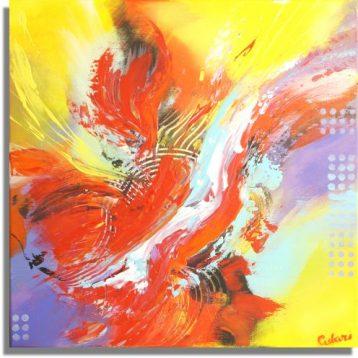 Abstrakt Art Nr. 1352