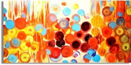 Abstrakt Art Nr. 411
