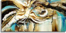 Abstrakt Art Nr. 420