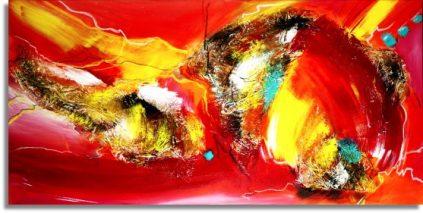Abstrakt Art Nr. 422