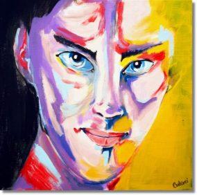 Porträt Art Nr. 543
