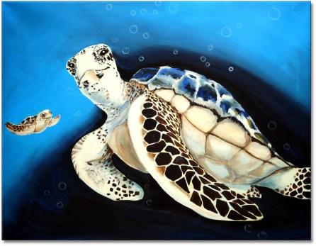 Schildkröte Art. Nr 556