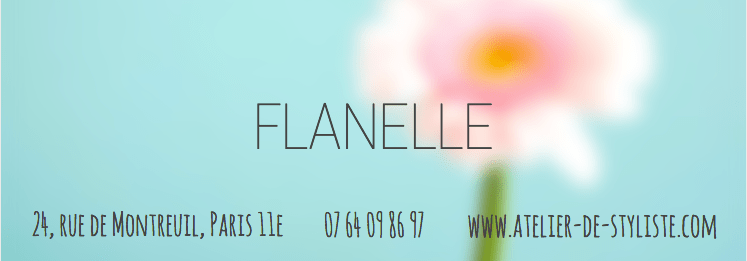 contact flanelle paris