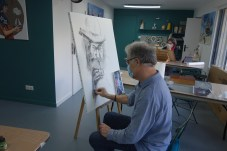 Ambiance Atelier peinture