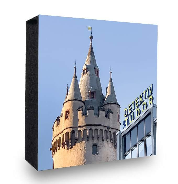 Eschersheimer Turm ,Tudor