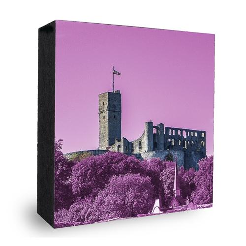 Burg Königstein pink