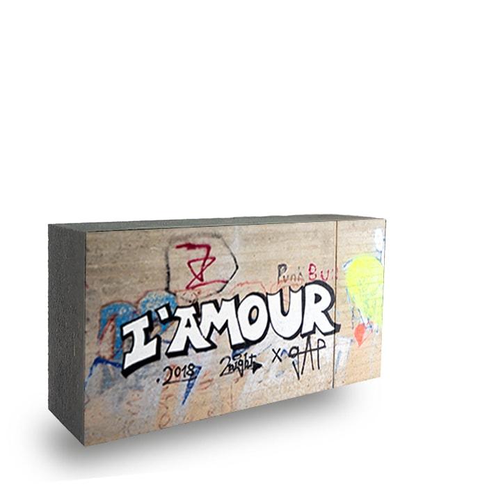 L'amour Graffiti Liebe