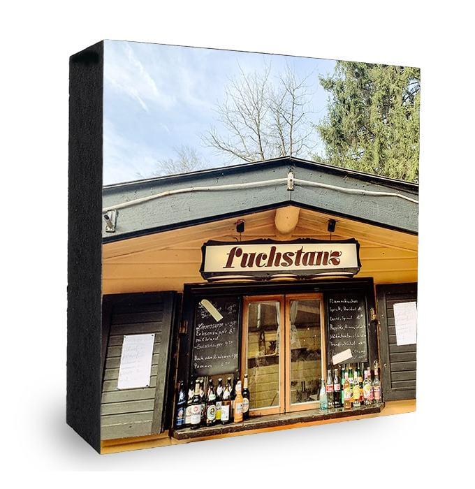 Fuchstanz Hütte