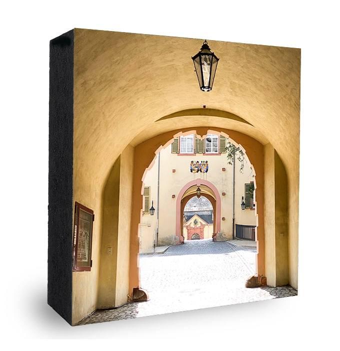 Bad Homburg Schloss Bogen