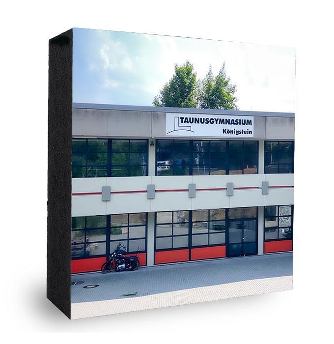 Taunusgymnasium Königstein Eingang