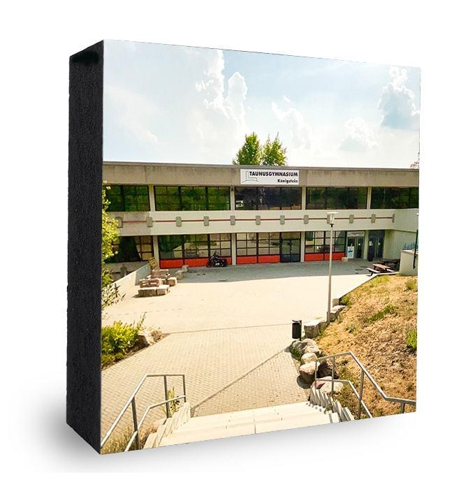 Taunusgymnasium Königstein Vorderseite