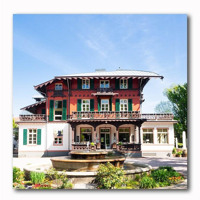 Villa Borgnis Königstein Sonnenschein