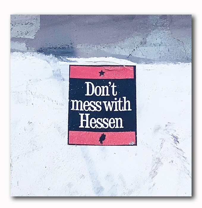 Don't mess with Hessen