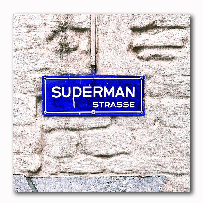 Superman Strasse