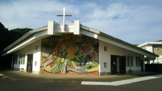 三井楽教会