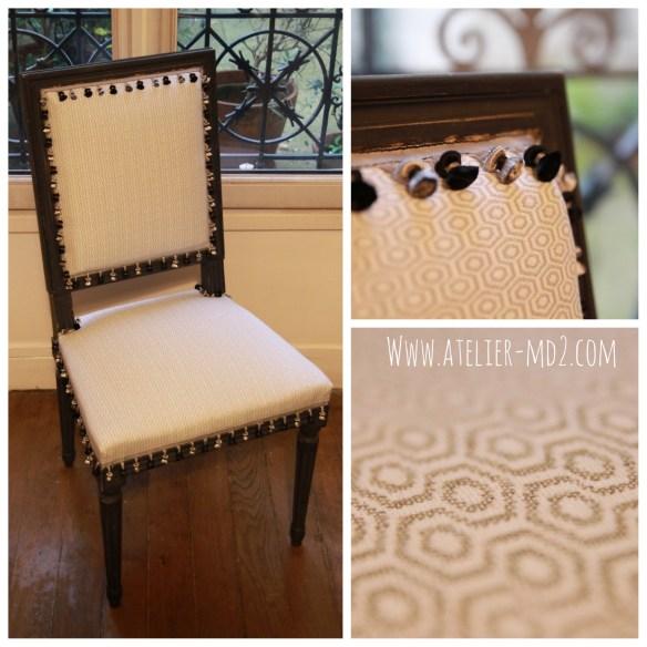 chaise louis xvi