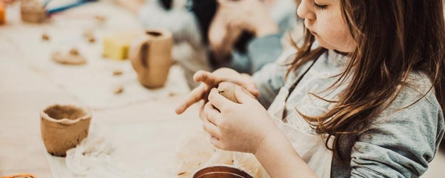 L'Atelier OH LA MAIN - cours et stages de poterie