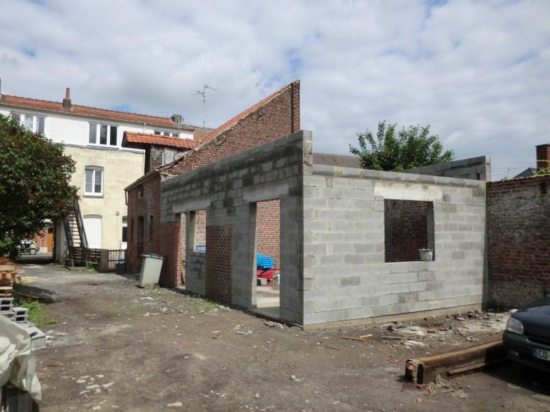 14.12 Permis de construire extension grange Orchies14