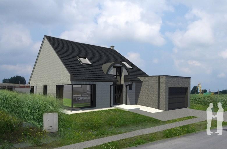 1. Construction Bierne - Atelier Permis de construire