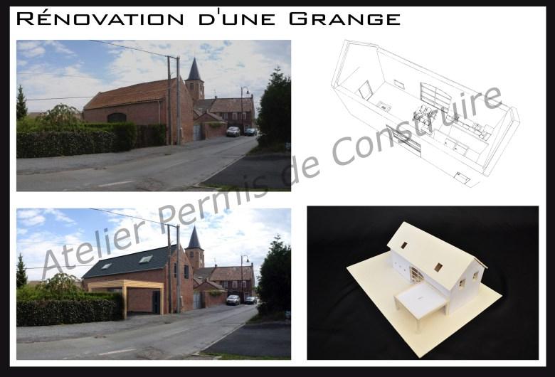 12.08. Atelier permis de construire Grange Saméon