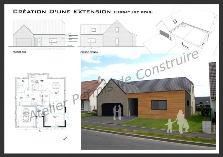 12.14. Atelier permis de construire Extension Estevelles
