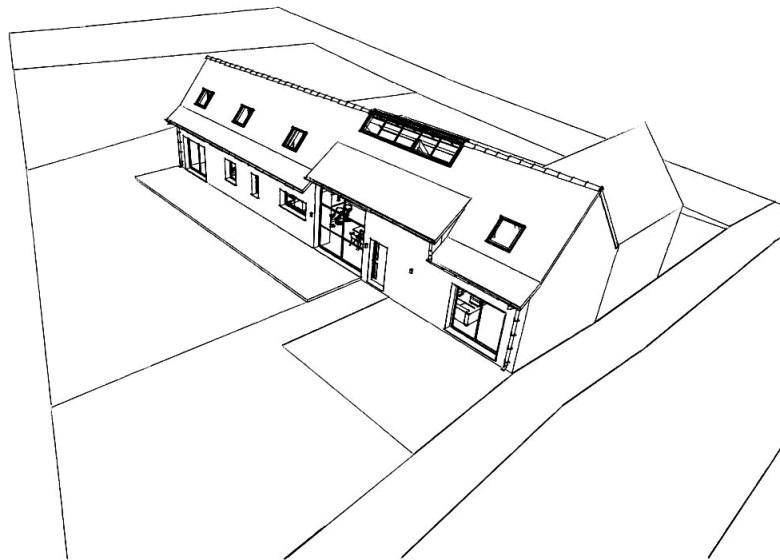 13.20. Atelier permis de construire - Rénovation d'une grange à Bachy2