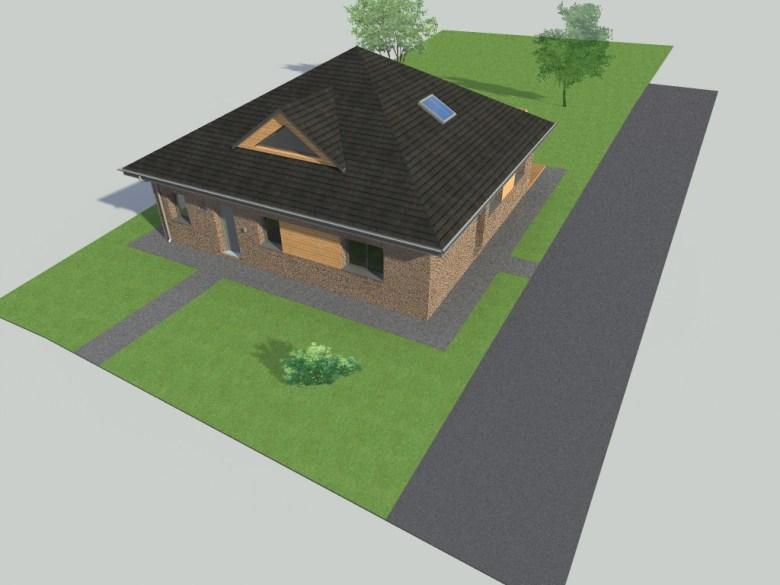 13.23. Atelier permis de construire - Extension maison Lecelles3