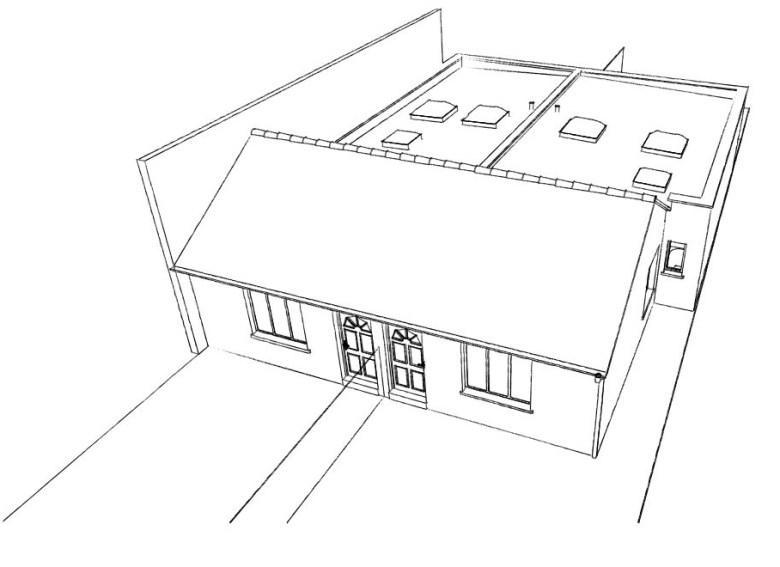 14.02 Extension de maison Dunkerque - Atelier permis de construire2