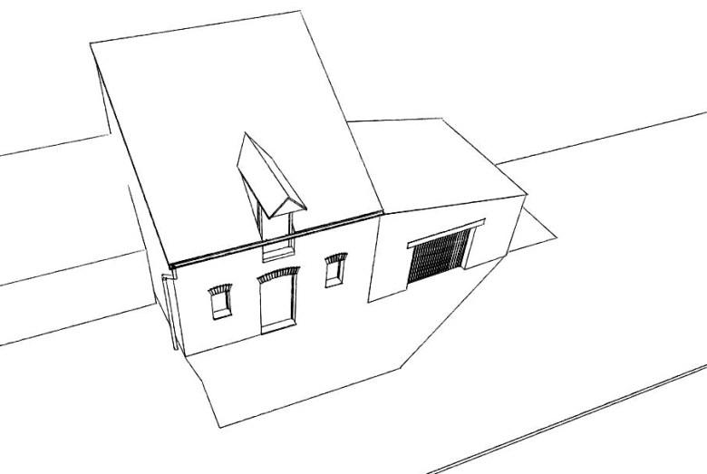 14.12 Permis de construire extension grange Orchies1