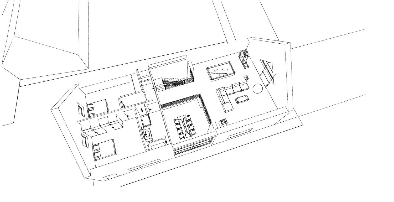 r habilitation d 39 une grange bouvignies. Black Bedroom Furniture Sets. Home Design Ideas