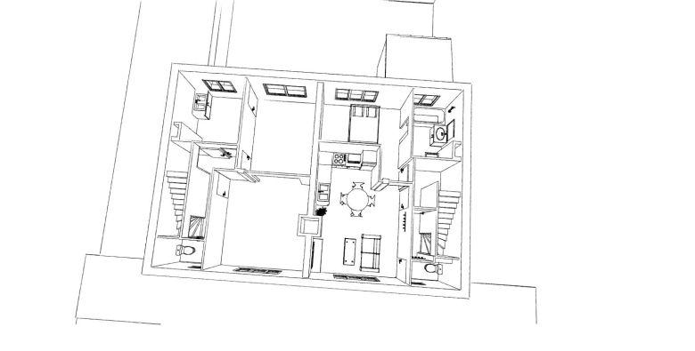 15.04 projet permis de construire nord La Chapelle d'Armentières4