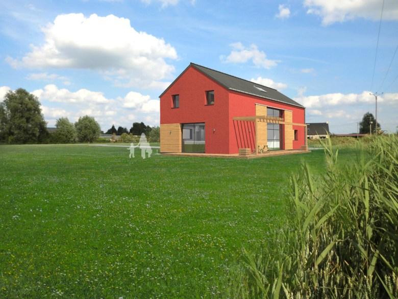 15.08 Atelier Permis de construire construction maison Loft La Gorgue12.6
