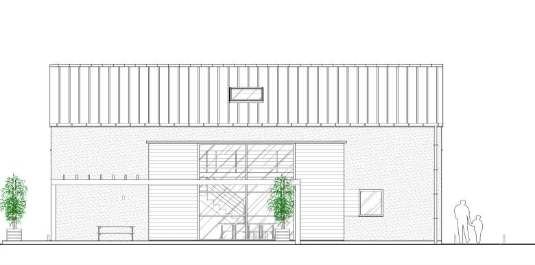 15.08 Atelier Permis de construire construction maison Loft La Gorgue28.1