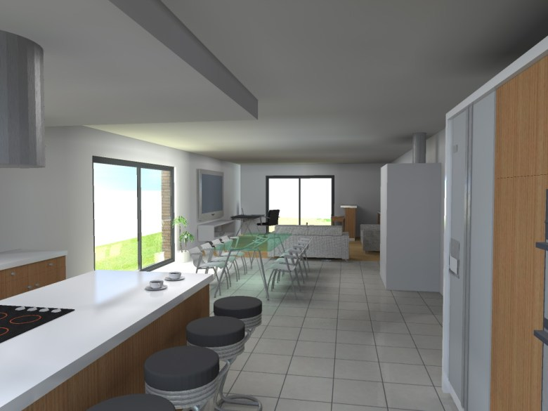 15.20 Atelier Permis de construire extension nord Sequedin40