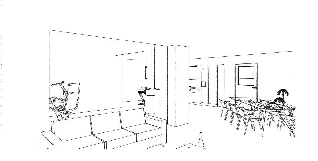 Transformation d 39 un atelier en habitation avec la cr ation d 39 une exte - Changement de destination permis de construire ...