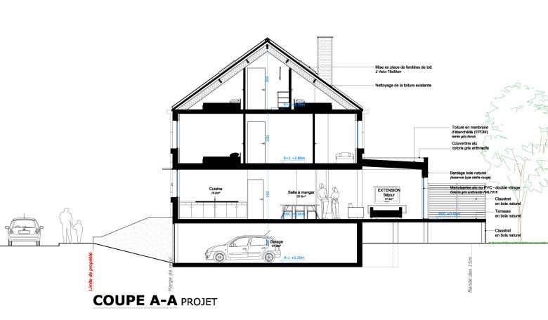 15.29 Atelier Permis de construire extension nord Marcq en Baroeul18