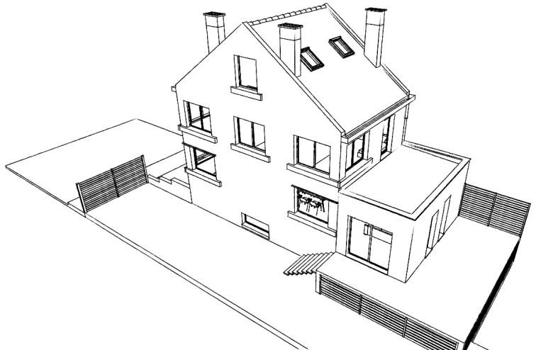 15.29 Atelier Permis de construire extension nord Marcq en Baroeul2