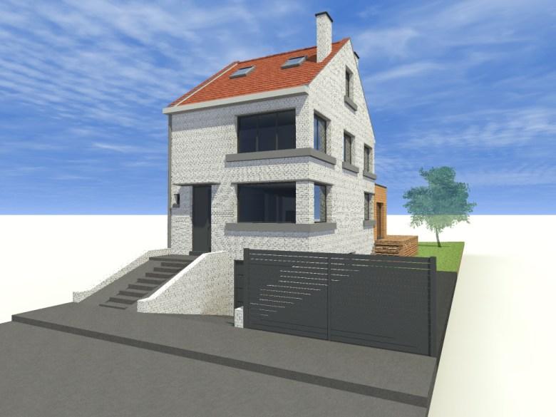 15.29 Atelier Permis de construire extension nord Marcq en Baroeul6
