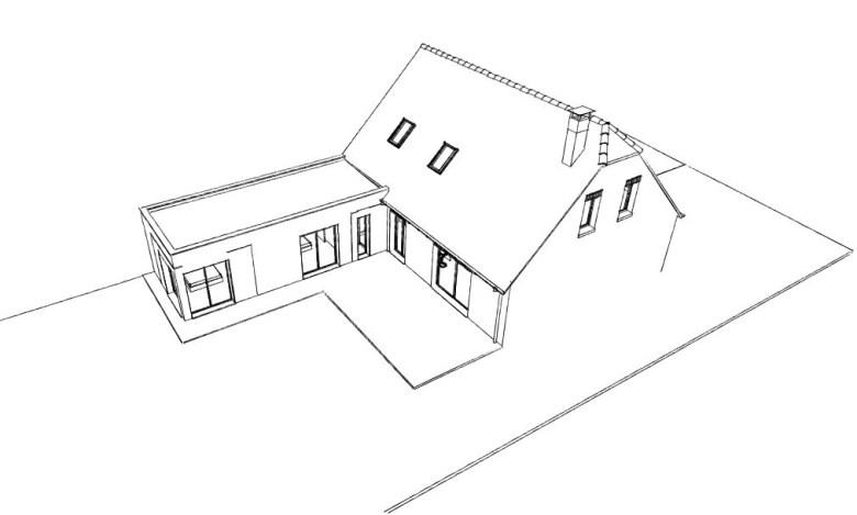 15.30 Atelier Permis de construire extension nord architecte 2