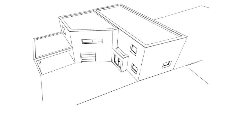 15.38 Atelier Permis de construire extension nord Cysoing1