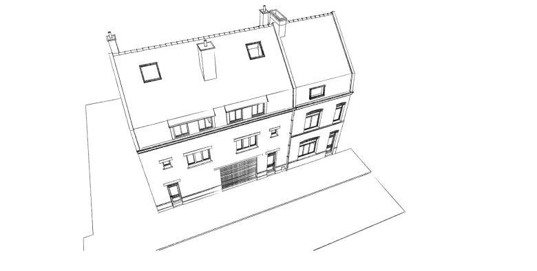 16.03 Atelier permis de construire nord maison La Chapelle d'Armentières1