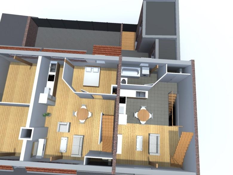 16.03 Atelier permis de construire nord maison La Chapelle d'Armentières23