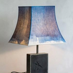 Lampe Hashira 柱 bruléeHorizon sauvage