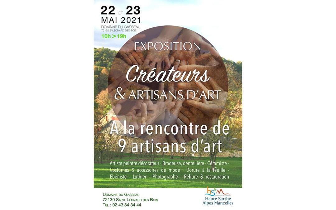 Exposition au domaine du Gasseau 2021