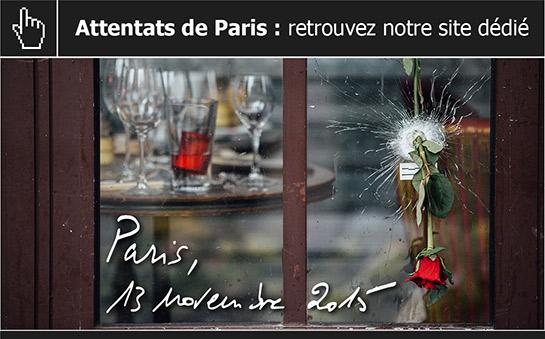 Paris, 13 novembre 2015