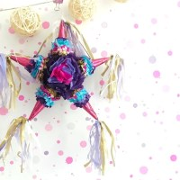 Cómo hacer una piñata mini