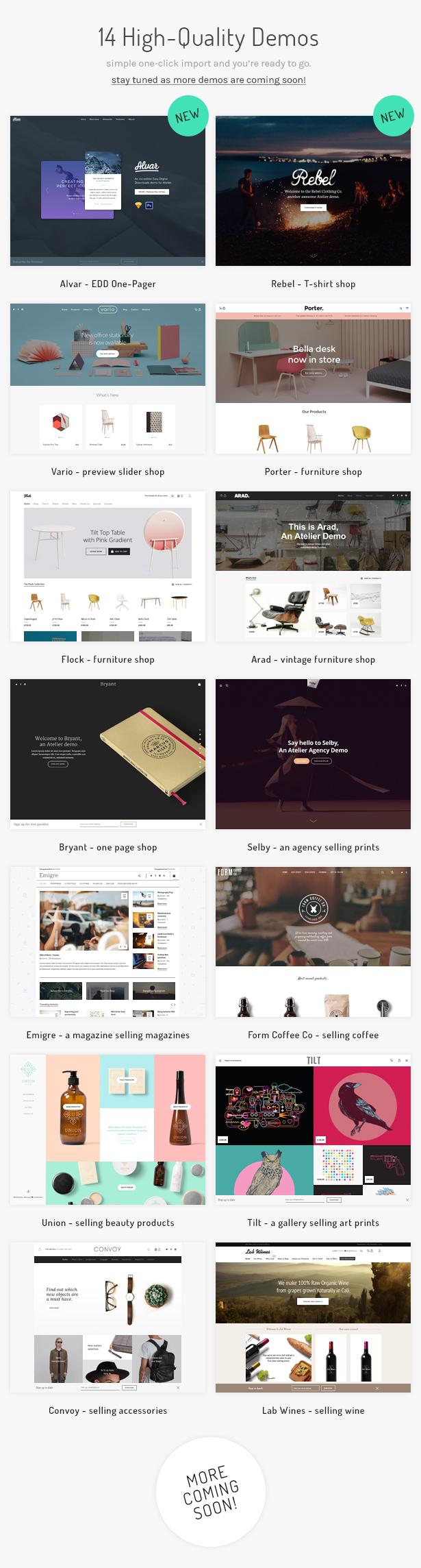 Atelier - Creative Multi-Purpose eCommerce Theme - 3