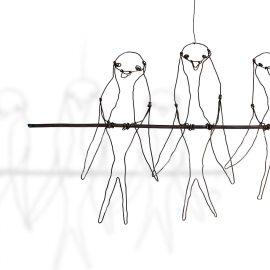 oiseau- Odile Vailly