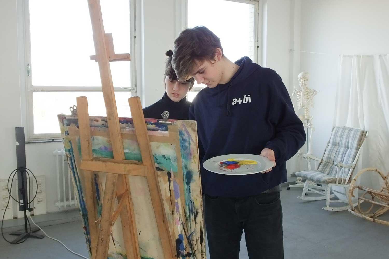 Kulturort Brandenburg Atelier Sabine Slatosch