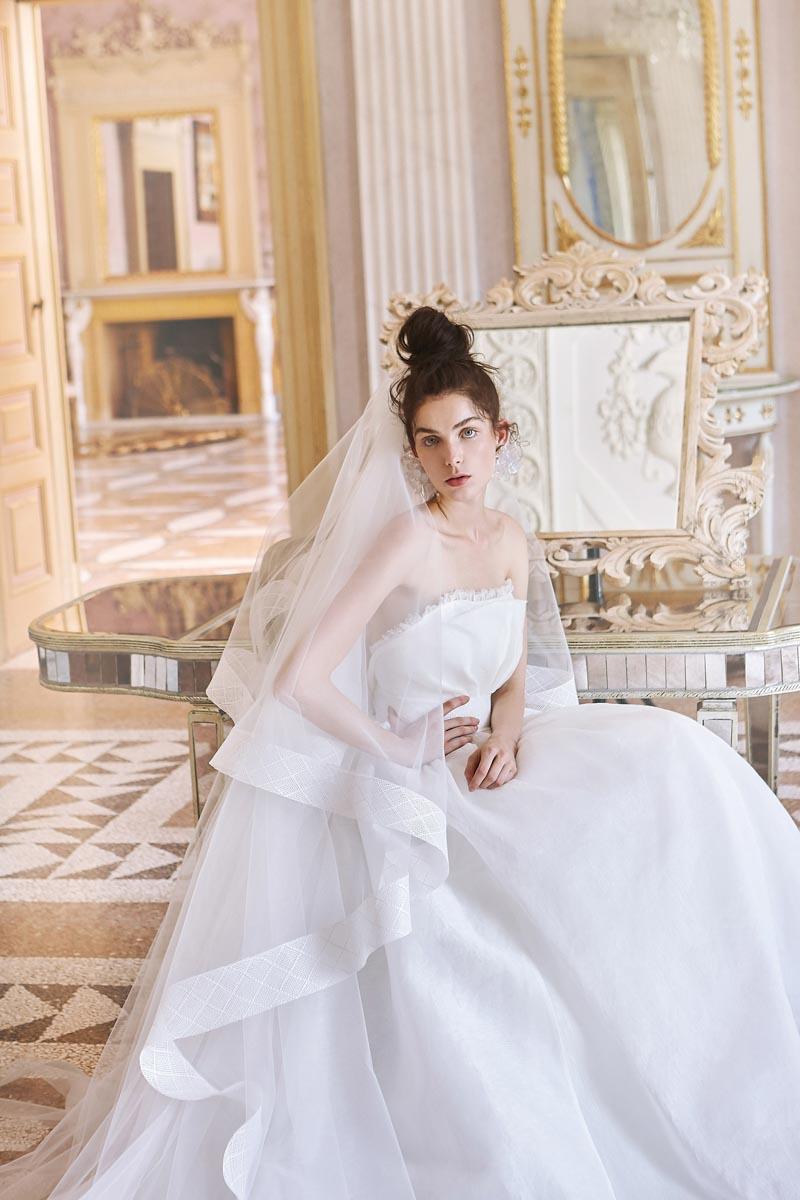 abiti sposa Elisabetta Polignano